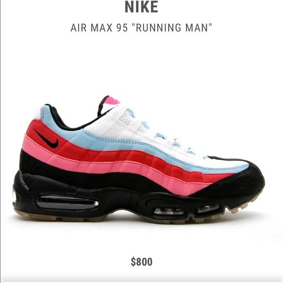 cheap for discount c078e 3635f Nike air max 95 running man men s size 7.5. M 5c3d55d9a31c33b0be614fdd